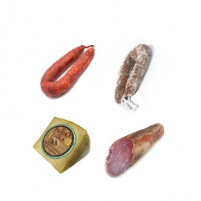 Iberian Pork Sausages Pack...