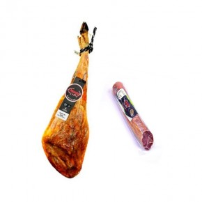 Cebo Iberico Ham + Cebo...