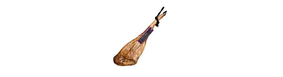 Online Serrano Hams & Iberico Hams store - Pata Negra -【Jamón Pasión】