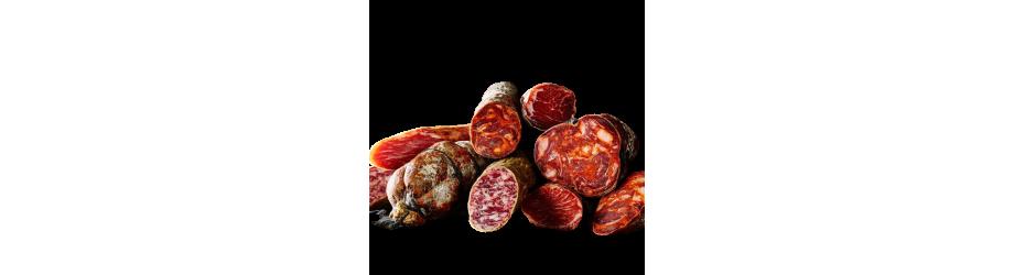 Buy Iberian Sausages Online at the best price 【Jamón Pasión】
