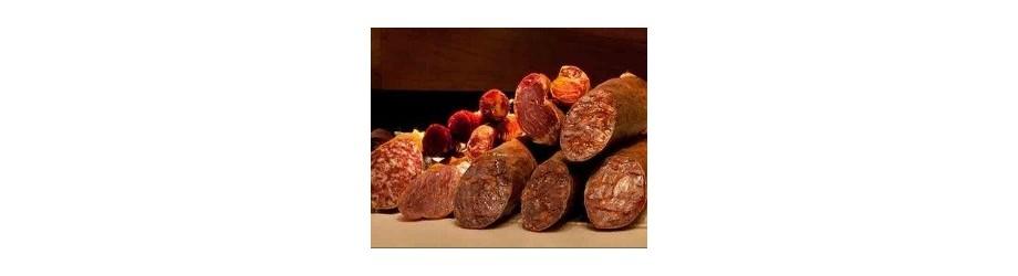 Buy Iberico Bellota Sausages - Spanish Cured Meat【Jamón Pasión】