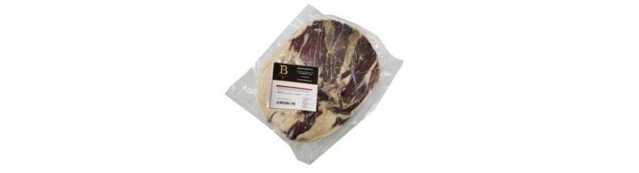 Buy Boneless Cured Pork Shoulder | Iberico and Serrano | Jamón Pasión